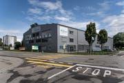 Das Regionale Leistungszentrum Ostschweiz RLZO in Wil kommt nicht nur Ruhe. (Bild: Michel Canonica)