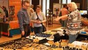 Den Besuchern der Wohlfühltage wurde eine breite Palette an Dienstleistungen, Vorträgen und Workshops angeboten. Bild: Christof Lampart