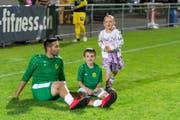 Verlässt den SC Brühl per sofort und will zu YF Juventus wechseln: Samel «Saba» Sabanovic. (Bild: SCB/Kurt Frischknecht)