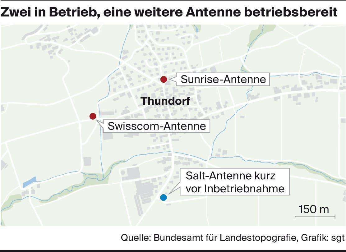 St/ädtische Antenne Silber//Kohlenstoff