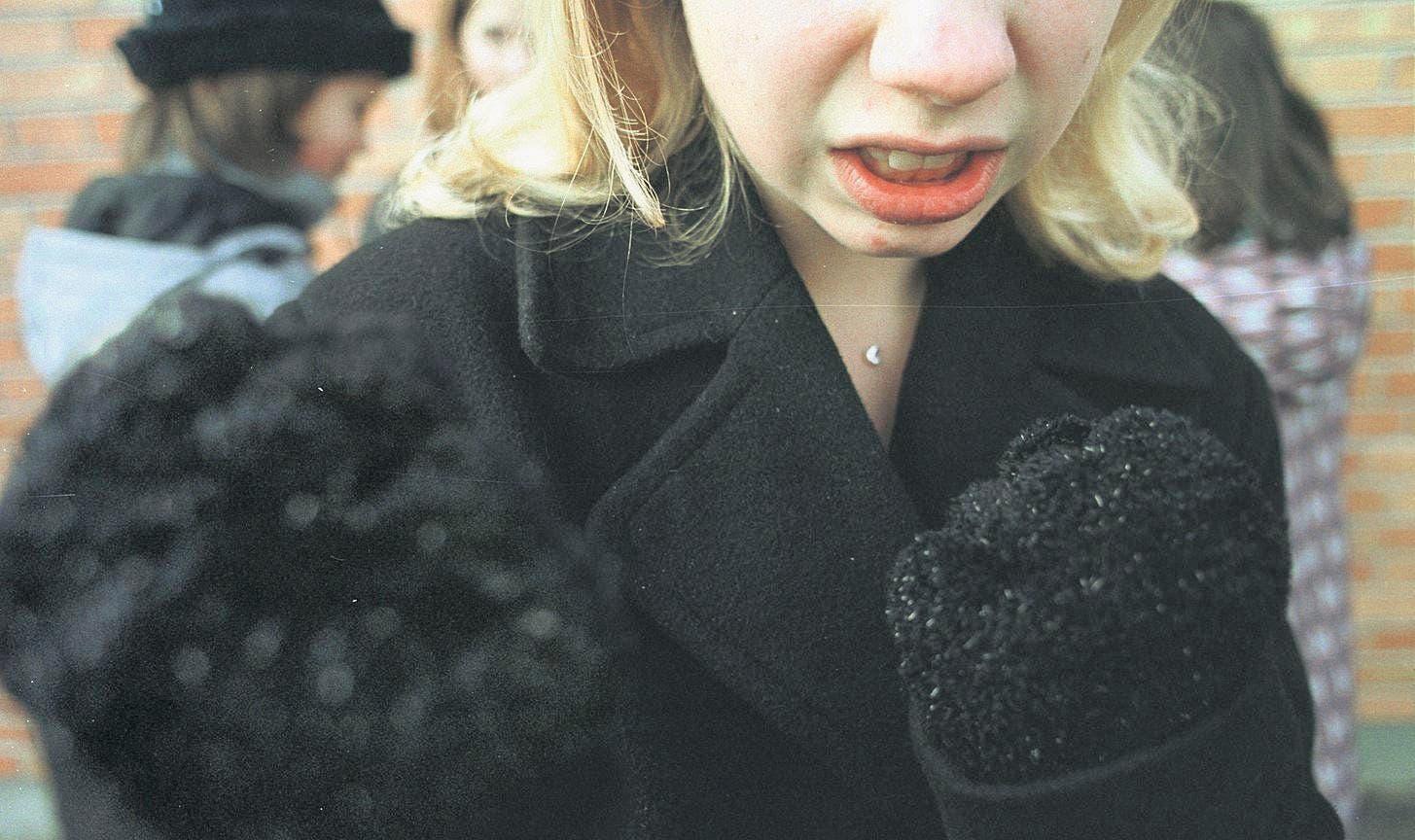 Damen-accessoires Mode Winter Schneeflocke Muster Arm Warme Gestrickte Finger Lange Handschuhe Für Frauen Mädchen Ruf Zuerst