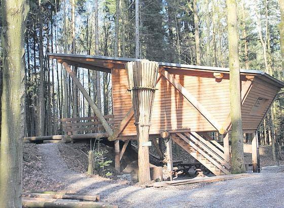Haken-up rv Park Brücke Stadt tx