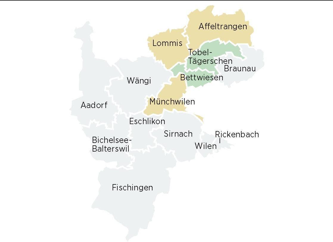 einweihung radweg - Gemeinde Bichelsee-Balterswil - Yumpu