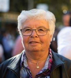 Sie ist Lehrerin in der Mikrochirurgie und Ehrendoktor eines Unispitals in Istanbul: Rosmarie Frick.