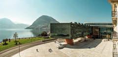 In Lugano ist ein heftiger Streit um das Kulturzentrum Lugano Arte e Cultura ausgebrochen. Der bekannte Regisseur Daniele Finzi Pasca kritisiert die Zentrumsleitung in Bezug auf die Nutzung der Institution und die Entscheidungskompetenzen.Bild: swiss-image.ch/Fotostudio Pagi