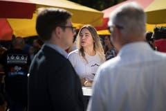 Olma, schönes Wetter und eine feine Bratwurst: Was will der Ostschweizer, die Ostschweizerin mehr?