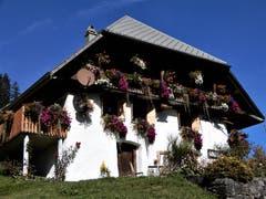 Die wahre Lebenskunst besteht darin, im Alltäglichen das Wunderbare zu sehen! Fotografiert auf der Wanderung vom Sörenberg zum Kemmeriboden Bad. (Bild: Margrith Imhof-Röthlin, 12. Oktober 2018)