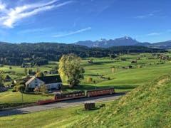 Herbst im Appenzellerland. (Bild: Toni Sieber)