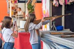 Olma St. Gallen 2018: Jahrmarkt © Urs Bucher/TAGBLATT
