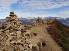 Kleine und grosse Berge in Flumserberg. (Bild: Roland Vogt)