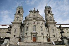 Das Kloster Einsiedeln ist ein begehrter Wallfahrtsort in der Schweiz. (Bild: Archiv LZ, 18. März 2008)