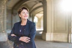 Das Kanditatenkarussell für den Bundesrat dreht sich weiter, diese Woche wurde bekannt, dass sich auch die Walliser CVP-Nationalrätin Viola Amherd zur Wahl stellt. (Bild: Alessandro della Valle/Keystone (Bern, 12. Oktober 2018))