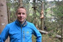 Geschäftsführer Markus Koster. (Bild: Roger Fuchs)