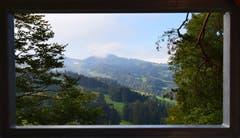 Baumwipfelpfad in Mogelsberg. (Bild: Hansjürg Oesch)