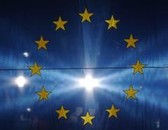 Liechtenstein und Peru kommen von der «grauen Liste» der EU von Steuersündern. Die beiden Staaten hätten die notwendigen Reformen abgeschlossen, erklärten die EU-Finanzminister. Die Schweiz befindet sich weiter auf dieser Liste. Bild: Patrick Seeger/EPA
