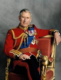Offizielles Porträt von Prinz Charles zu seinem 60. Geburtstag im Jahr 2008. (Bild: Archiv/AP Photo/Hugo Burnand, pool, 13. November 2008)