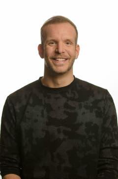 René Siepen spielt Eddie Fritzinger. (Bild: PD)