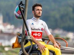 Killian Peier - zuletzt der beste Schweizer (Bild: KEYSTONE/THOMAS HODEL)