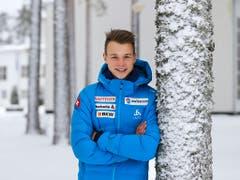 Auch er ist zum Weltcup-Auftakt mit dabei: Andreas Schuler (Bild: KEYSTONE/PETER KLAUNZER)
