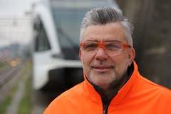 Ivo Berlese ist Produktionsleiter Cleaning & Rangier Ost bei den SBB. (Bild: Sandro Büchler)