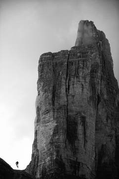 Mountainbike, 3- Zinnen, Sextner Dolomiten, Italien