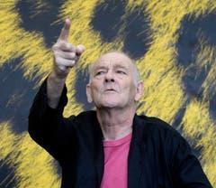 Der Westschweizer Filmregisseur Yves Yersin ist im Alter von 76 Jahren nach langer Krankheit gestorben. Mit «Les petites fugues» aus dem Jahr 1977, einer der erfolgreichsten Schweizer Filme, hatte er das Publikum erobert. Noch 2013 hatte er mit dem Dokumentarfilm «Tableau noir» über eine Aussenschule im Jura einen grossen Publikumserfolg. Bild: Urs Flüeler/Keystone
