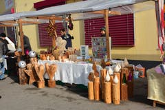 Weihnachtsmarkt in Brunnadern. (Bild: Beat Lanzendorfer, 25.11.2018)