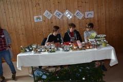 Adventsmarkt im Kinder Dörfli Lütisburg. (Bild: Beat Lanzendorfer, 24.11.2018)