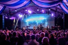 Blick auf die Bühne aus Sicht der Zuschauer.. (Bild: PD)