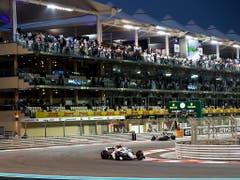 Charles Leclerc holte in seinem letzten Rennen für Sauber nochmals sechs WM-Punkte (Bild: KEYSTONE/EPA/SRDJAN SUKI)