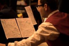 In der 1. Klasse ging die Brass Band Harmonie Neuenkirch an den Start.