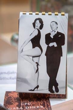 Mit dem Verdienst als Showgirl finanzierte sie sich eine Abendschule und übernahm dann die Leitung eines Delikatessenhandels. (Bild: Urs Bucher)