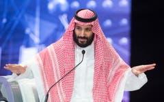 Der saudische Kronprinz Mohammed Bin Salman. (Bild: Bandar Algaloud/EPA /SAUDI ROYAL PALACE (Riad, 24. Oktober 2018))