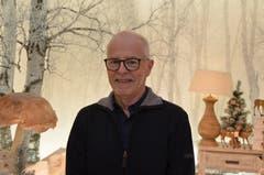 Hugo Erni, Baar: Meine Frau und ich schenken einander regelmässig Ferien, dazu brauchen wir keine Weihnachten. Weil meine Familie in der ganzen Welt verteilt ist, bieten die Weihnachtstage jedoch die ideale Gelegenheit, gemeinsam ein Fest zu feiern und kleine Geschenke zu verteilen. Dass die Familie zusammenkommt, ist für mich aber das schönste Geschenk. (Bild: Antonio Russo)