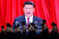 Chinas Präsident Xi Jinping. (Bild: Wu Hong/EPA (Peking, 15. November 2018))