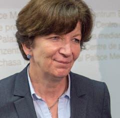 Brigitte Hauser-Süess ist Ex-Präsidentin der CVP-Frauen, Kommunikationsfachfrau und eine Freundin von Amherd.