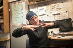 Mit seinem Rücktritt verliert der Bündner Traditionsklub eine grosse Persönlichkeit.(Bild: Ralph Ribi, Davos)