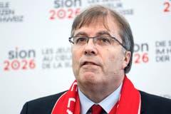 Der Walliser Ex-Staatsrat und Ex-Fraktionschef der CVP Jean Michel Cina ist Präsident der SRG.