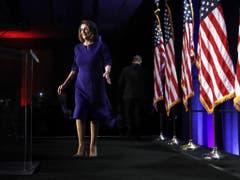 Eine der Gewinnerinnen: Nancy Pelosi. Die Demokratin wird möglicherweise den Vorsitz im Repräsentantenhaus übernehmen. (Bild: Keystone/AP/JACQUELYN MARTIN)