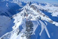 So sieht der Sendeturm heute aus. (Bild: PD)
