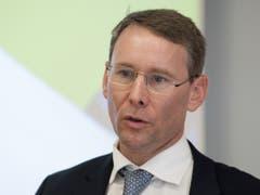 Ist sich bewusst, dass das Sparprogramm das Personal verunsichert: BLS-CEO Bernard Guillemon. (Bild: Keystone/PETER SCHNEIDER)