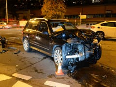 1111 Menschen sind 2017 auf Schweizer Strassen wegen abgelenkter Verkehrsteilnehmenden schwer oder tödlich verletzt worden. (Bild: KEYSTONE/KANTONSPOLIZEI LUZERN)