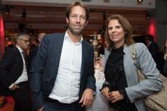 Oliver Niedermann, Leiter Marketing, und Patricia Pachler, Leiterin Business Events (beide Raiffeisen Schweiz).