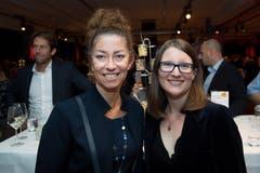 Géraldine Dewarrat und Mathilde Grezet, Raiffeisen Schweiz.