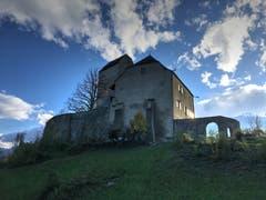 Schloss Sargans, 1282 erstmals urkundlich erwähnt. (Bild: Toni Sieber)