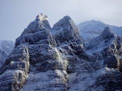 Wunderbare Winterstimmung zwischen Schwägalp und Lutertannen. (Bild: Stephan Lendi)