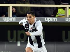 Cristiano Ronaldo, der Superstar von Juventus Turin, will auch im Stade de Suisse brillieren (Bild: KEYSTONE/EPA ANSA/CLAUDIO GIOVANNINI)