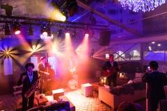 Die Feier wurde musikalisch umrahmt. (Bild: Roger Grütter (Andermatt, 11. Dezember 2018))