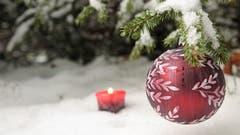Das Fest der Weihnacht naht. (Bild: Irene Wanner (Schötz, 16. Dezember 2018))