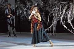 Robina Steyer tanzt ihre fünfte Saison in St.Gallen.. (Bild: Ian Whalen)